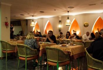 Restuarnt Beirut Maspalomas - Dinner with lebanese food