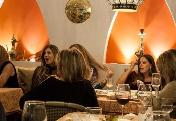 Restuarnt Beirut Maspalomas - saloon